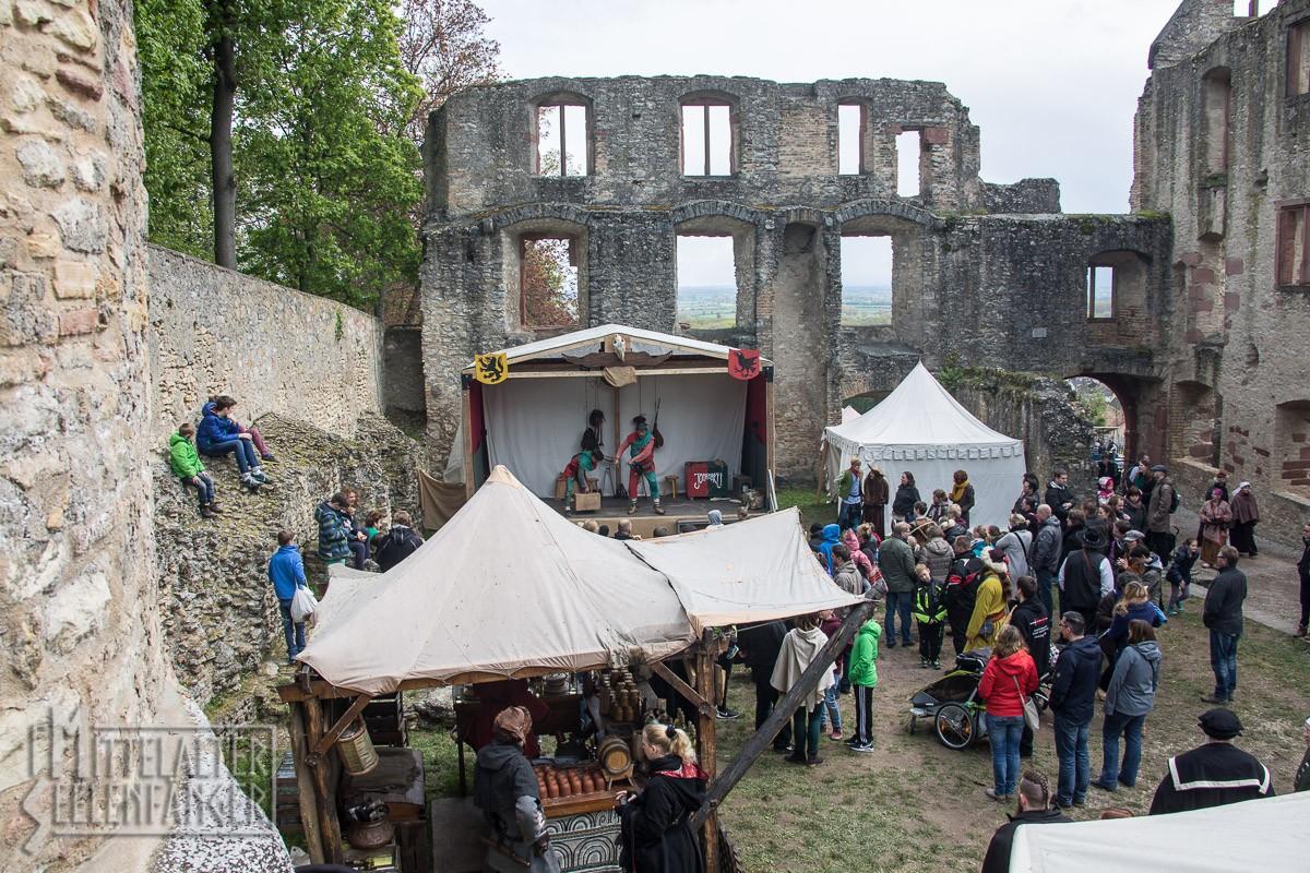 Spectaculum Oppenheim 24.04.2016